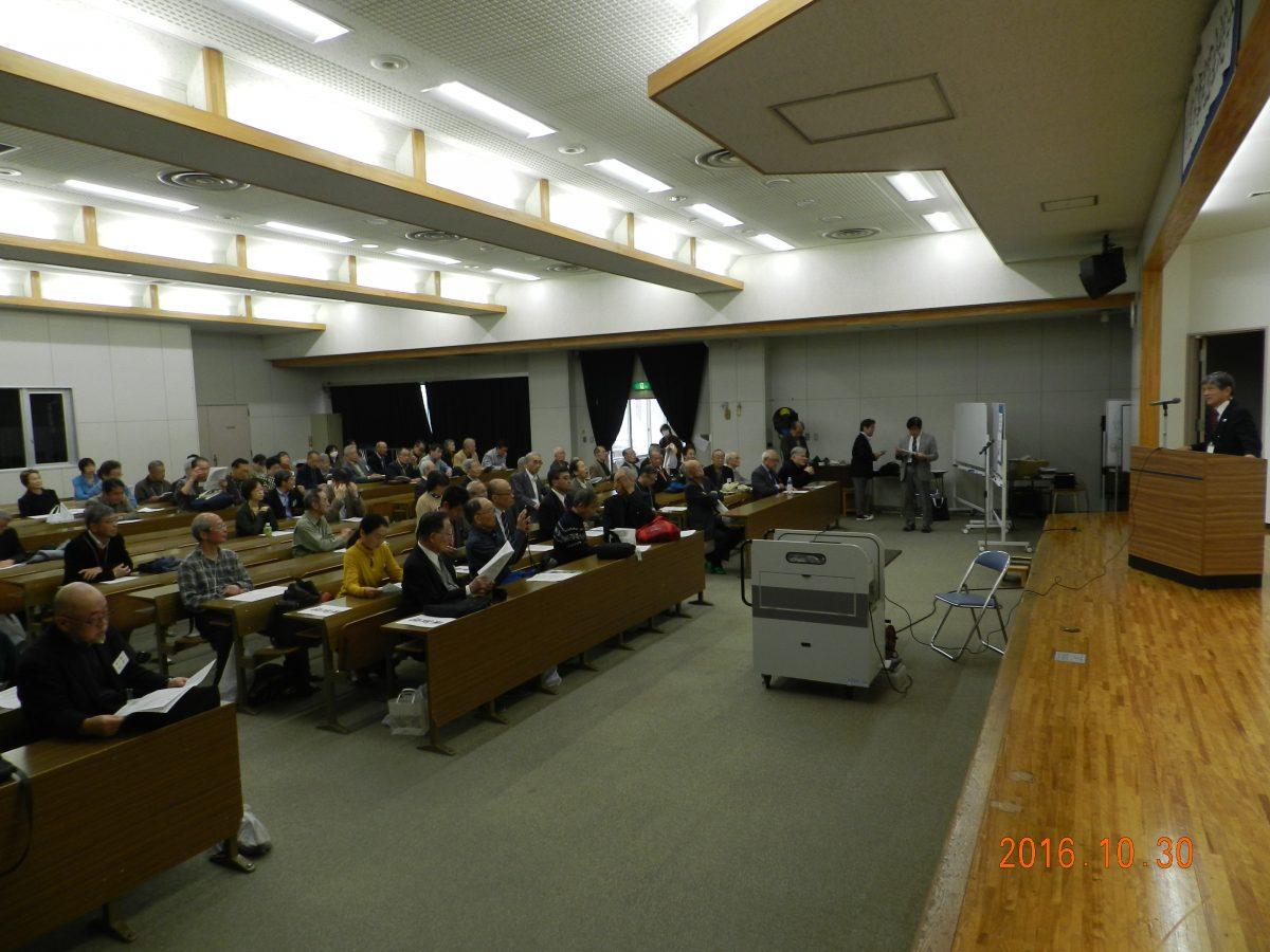 平成28年度同窓会総会(2016)レポート